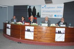 Conférence sur les Droits Humains