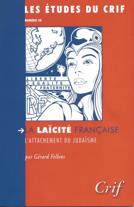 LA LAÏCITÉ FRANÇAISE L'attachement du judaïsme